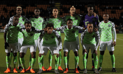 World Cup: Mikel, Aina dropped from Super Eagles' squad