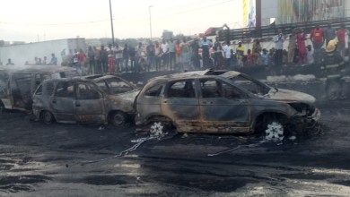 'Otedola tanker explosion, most unfortunate and regrettable' Lagos state government