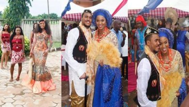 Photos from the Traditional Marriage of Nollywood Actor, Michael Okon