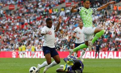 World Cup Friendly: Nigeria thrashed by England at Wembley