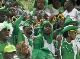 2018 World Cup: Super Eagles fans thrown out of two storey building in Russia