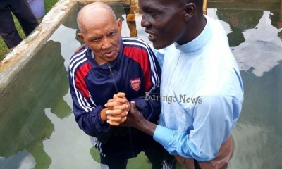 94-year-old man baptized with 5000 liters of boiled water in Kenya (Photos)