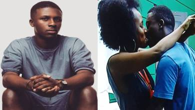 Confession: My hot romantic kiss in BBNaija was real - says Lolu