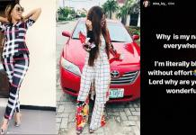 'You Call Me Dumb & Naive, But I Have A Car, House & Business'- Nina rants on IG