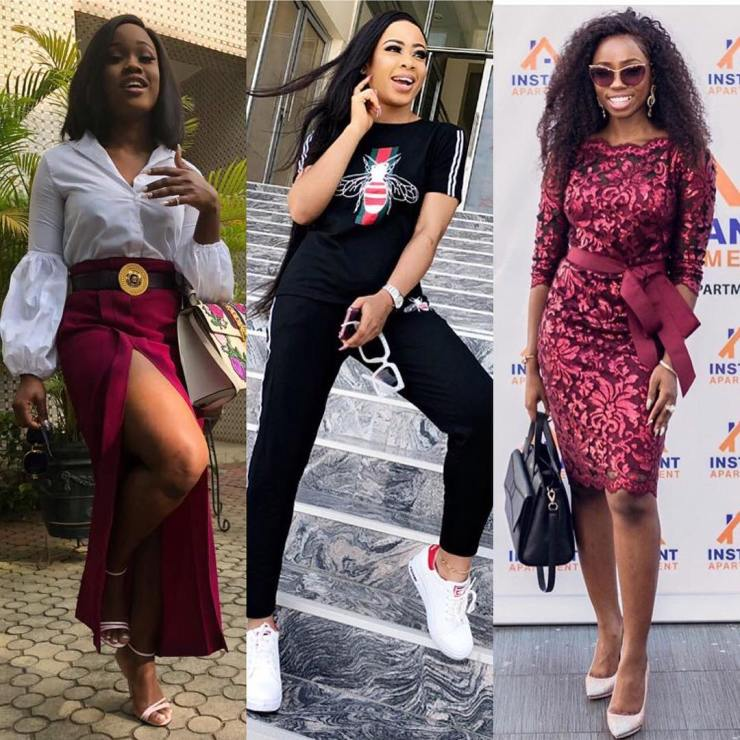 Who is your Lady this week? Cee-c, Nina or BamBam (Photo)