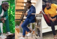 Nigerian Artiste Timaya welcomes son with his second baby mama