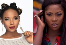 Nigerian Artistes Tiwa Savage & Yemi Alade unfollow each other on Instagram