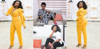 Nollywood Actress Ini Edo flaunts curves in new photos