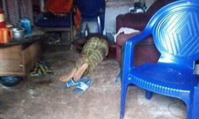 Popular hunter kills his son's wife, then commits suicide in Delta State (graphic photos)