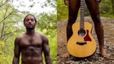 American R&B singer Lloyd poses completely n*ked for his album cover (Photo 18+)