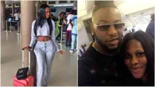 The controversial Nigerian Lady who had sex with Teddy A on planeand tweeted it now tells the true story on how it all happened. Recall that BBNaija's Teddy A once went vir