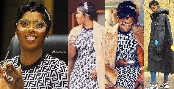 Sensational Tiwa Savage stuns in South Africa (Photos)