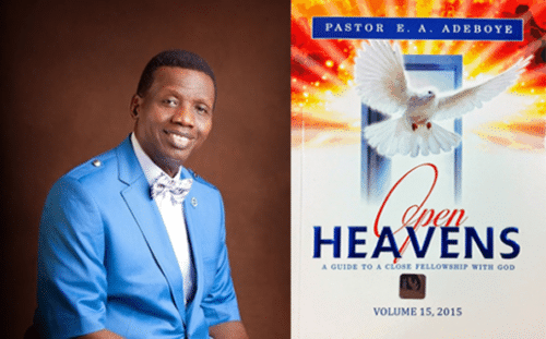 Photo of Open Heaven 28 May 2019 – There Is An Alternative