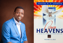 Open Heaven 22 February 2019 - The Blessedness Of Being Forgiven