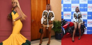 BBNaija Alex Unusual's Excites Fans At Dance Competition With Judging Prowess