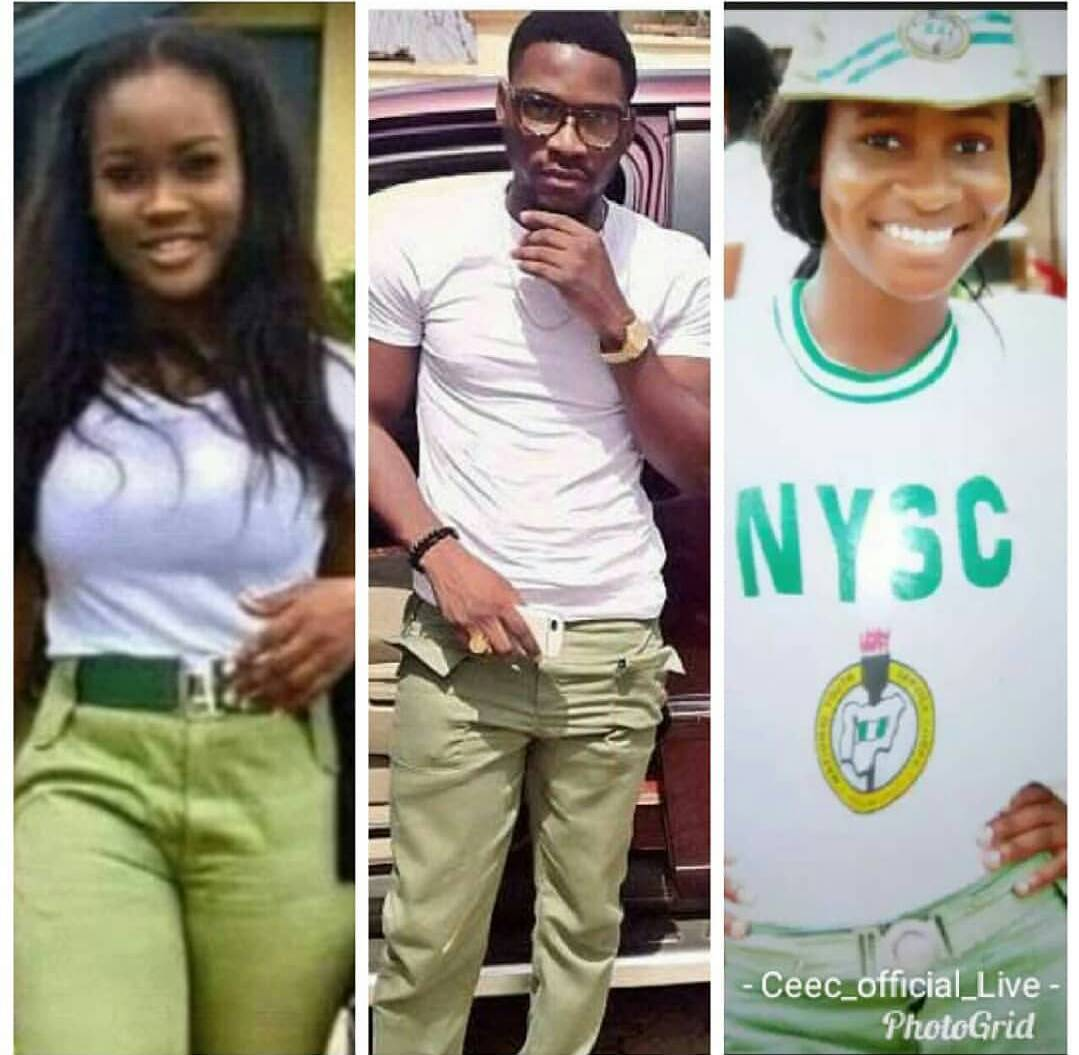 Hilarious! Throwback photos of Cee-c, Tobi and Anto as NYSC members