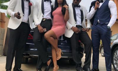 BamTeddy makes another return, checkout this photos