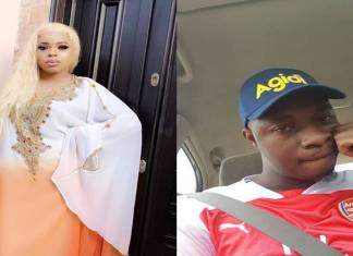 Bobrisky blasts MC Lively for saying him and Blackface are not worthy mentors