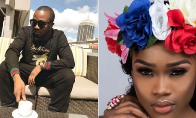 Cee-c slays in Ice Prince's new musical video