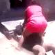Aw! 57-year-old woman beats to a pulp a 35-year-old woman who insulted her in Lagos