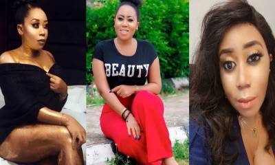 """I have forgotten what se3x feels like, I need change"" – Actress, Moyo Lawal opens up"