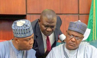 APC, PDP lawmakers raise alarm over Saraki, Dogara, Ekweremadu impeachment plot
