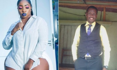 Nollywood Actress, Anita Joseph fires back at man who critisized her risque photo
