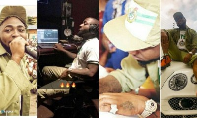 Davido cancels U.S tour, set to return to NYSC camp