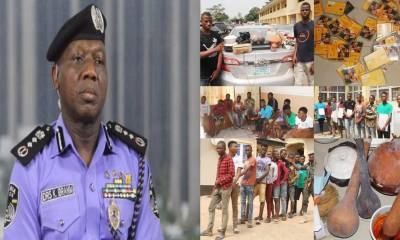 Stop going after 'yahoo boys' – Police Inspector General, Ibrahim Idris Warns SARS