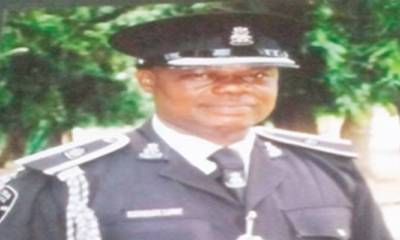 Lagos police officer dies during s6ex with lover in his office