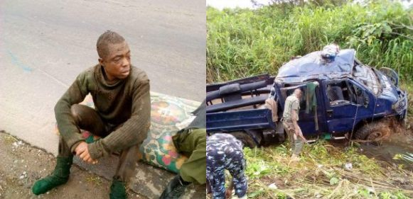 One dead as Policemen who participated in Osun election involved in accident