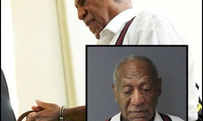 See Photos of Bill Cosby in handcuffs after he was sentenced to prison 1