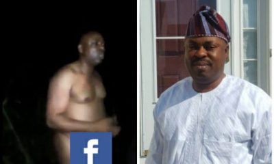 Court remands alleged blackmailers behind nude video of APC Lawmaker