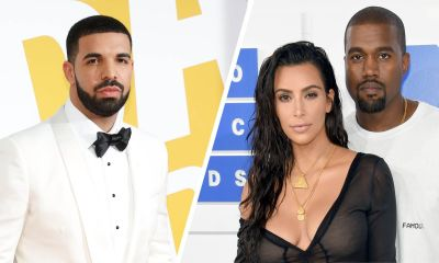 Celeb: Kim Kardashian addresses rumours of alleged affair with Drake