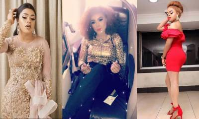'Its a fat lie, I wasn't deported or banned from entering the UK, I was only asked to go get the right visa' - Bobrisky breaks silence