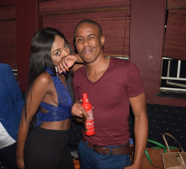 Man left heartbroken after his girlfriend lied she was sick and wanted to retire for the night but was spotted partying with SA rapper Cassper Nyovest (Photos)
