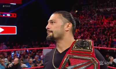 WWE star, Roman Reigns reveals he has leukaemia as he relinquishes his Universal Championship