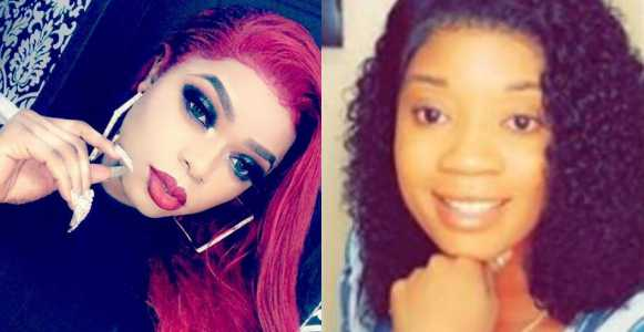 Bobrisky blasts former bestie, Aduke and her husband Moshood