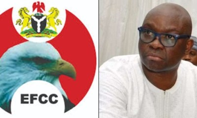 EFCC reveals 22 witnesses, lists 11 charges against Fayose