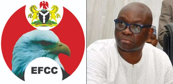 EFCC sets up special team to arrest and interrogate Fayose