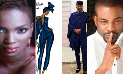 Ebuka Uchendu Stole My Design – Fashion Designer splits fire