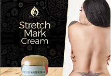 Toyin Lawani Goes Nude To Advertise Anti Stretch Marks Product