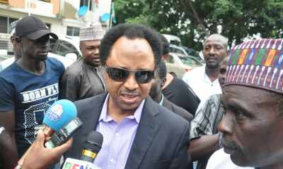 BBNaija 2020: Shehu Sani reacts as Laycon wins show, Read what he said