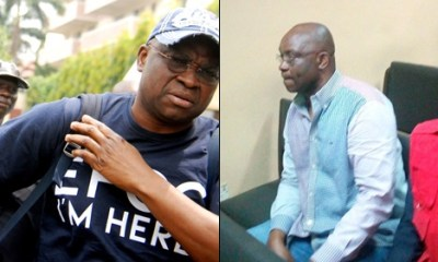 Fayose buys meal for 150 EFCC detainees, secures Lawyers for them