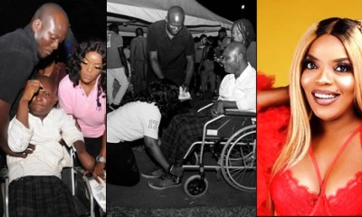 Empress Njamah Donates 20 Wheel Chairs To Less Privilege To Celebrates Her Birthday