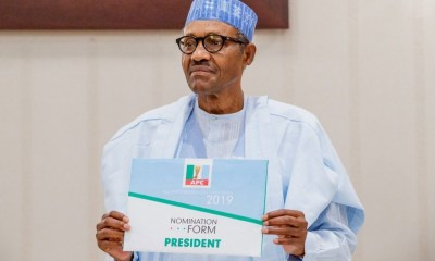 US Institute Of Peace denies predicting President Buhari winner of 2019 election