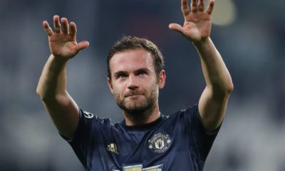 Champions League: What I told Ashley Young before free-kick against Juventus – Mata