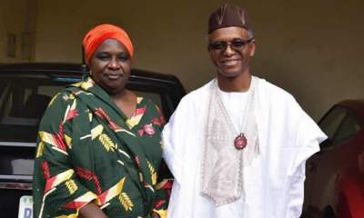 Why I chose a fellow Muslim as running mate –Gov el-Rufai