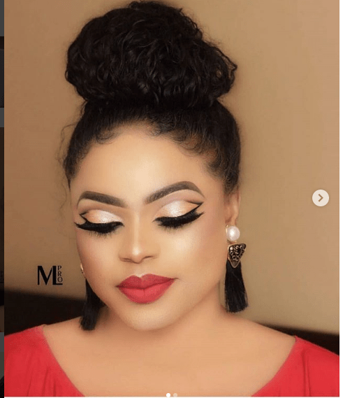 Don't be surprised seeing me sitting pretty beside God while those Jesus servant judging people go straight to hell- Bobrisky