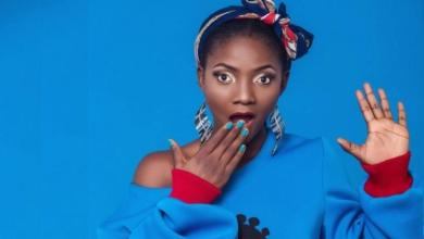 Simi arrives London for her first UK concert (See Photos)